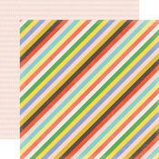 Simple Stripe Paper - Simple Life - Echo Park