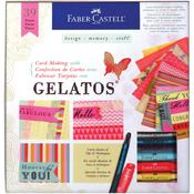 Card Making Kit With Gelatos