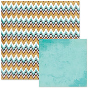Ikat Paper - Indian Summer - We R Memory Keepers