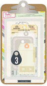 Notes & Things Mixed Tags - Crate Paper