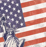 Lady Liberty Paper - 4th Of July - Reminisce