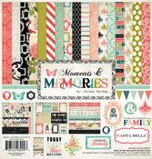 Moments & Memories Collection Kit - Carta Bella