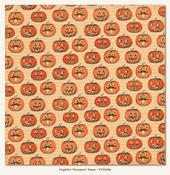 Pumpkin Paper - Frightful - My Minds Eye