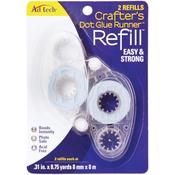 Crafter's Dot Glue Runner Refill