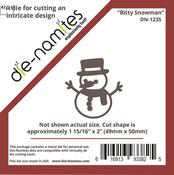Bitty Snowman - Die - namite Die
