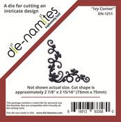 Ivy Corner - Die-namites Die