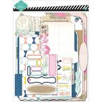 Mixed Media Cardstock Memory Files - Heidi Swapp