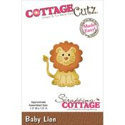 Baby Lion Die - The Scrapping Cottage