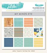 Tangerine 6 x 6 Paper Pad - Jubilee - My Minds Eye