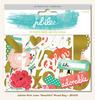 Beautiful Mixed Bag - Mint Julep - Jubilee - My Minds Eye