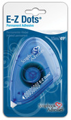 E - Z Dots Permanent Adhesive Dispenser -Scrapbook Adhesives