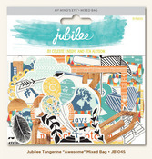Awesome Mixed Bag - Tangerine - Jubilee - My Minds Eye