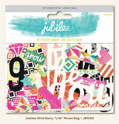 Life Mixed Bag - Wild Berry - Jubilee - My Minds Eye