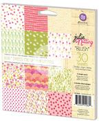 Dress Me Up Blush 6x6 Paper Pad - Julie Nutting - Prima