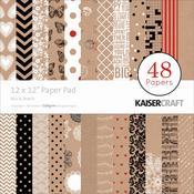 Mix & Match 12 x 12 Paper Pad - KaiserCraft