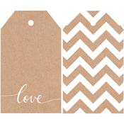 Chevron 2 x 3.24 Mix & Match Tags - KaiserCraft