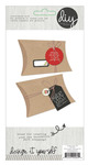 DIY Kraft Pillow Boxes - Simple Stories