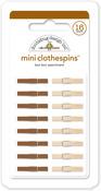 Bon Bon Mini Clothespins - Doodlebug