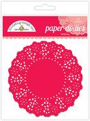 Ladybug Paper Doilies - Doodlebug