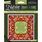 Christmas Present Diesire Create - A - Card Cutting & Embossing Die