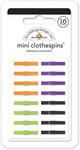 Halloween Clothespins - Doodlebug