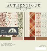 Grateful 6 x 6 Paper Pad - Authentique