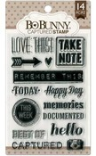 Capture Clear Stamps - Bo Bunny