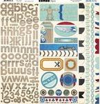 Wild Card Combo Stickers - Bo Bunny