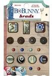 Wild Card Brads - Bo Bunny