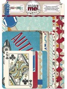 Wild Card Misc Me Journal Contents - Bo Bunny