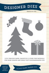 Merry Christmas Large Dies - Echo Park