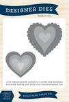 Heart Set #1 Large Dies - Echo Park