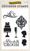 Wedding Clear Stamps - Echo Park