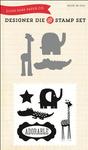Little Man Dies - Stamps Combo Set - Echo Park