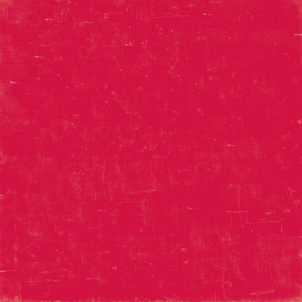 Red - Cream Paper - Home For The Holidays - Echo Park
