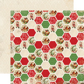 Home For The Holidays Paper - Christmas Time - Carta Bella
