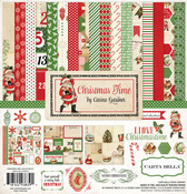 Christmas Time Collection Kit - Carta Bella