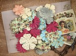 Aficionado Paper Flowers - Cigar Box Secrets - Prima