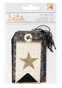 Haunted Hollow Tags - American Crafts