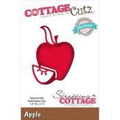 Apple Petite Die - Cottage Cutz