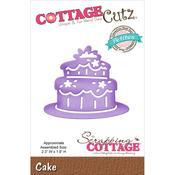 Cake Petite Die - Cottage Cutz