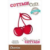 Cherries Petite Die - Cottage Cutz