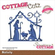 Nativity Elites Die - Cottage Cutz