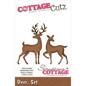 Deer Set Die - Cottage Cutz