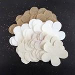 Petal Flower Bethany Fabric Die Cut Layers - Prima