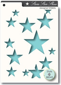 Star Show Stencil - Memory Box