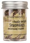 Chunky Metallic Seasonings Embossing Enamel - Stampendous