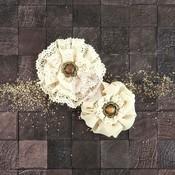 Pinot Grigio Capri Fabric Flowers - Prima