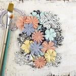 Unveil Epiphany Paper Flowers - Prima