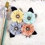 Discovery Epiphany Fabric Flowers - Prima